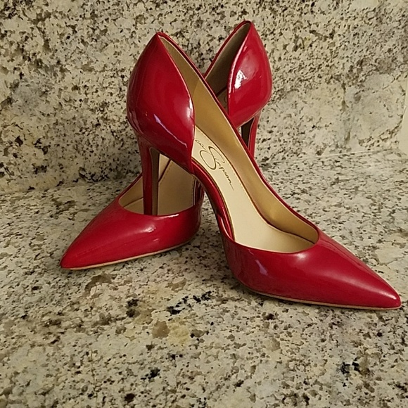 Jessica Simpson Shoes - Jessica Simpson Prizma d'Orsay Pump